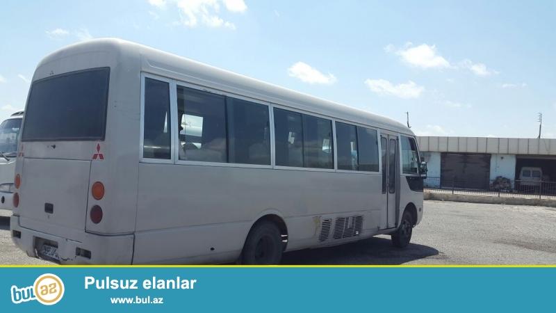 Mitsupshi avtobus 33 neferlik.her bolgelere sifaris qebul edilir.