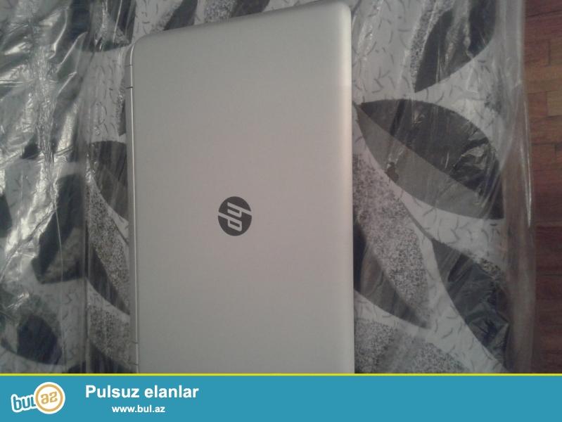 HP MARKALI,ISTIFADE OLUNMAMIW NOTBUK SATIRAM.500 AZN ALMIWAM,250 AZN SATIRAM.