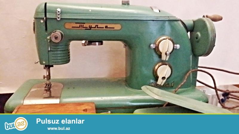 1961-ci ildə istehsal olunub.İşlək vəziyyətdədir...