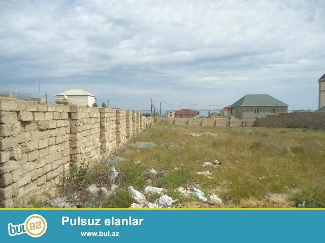 VÜSAL Xəzər rayonu Dübəndi bağları, magistral yoldan 500 metr, dənizdən 300 met məsafədə 10 sot torpaq sahəsi satılır...