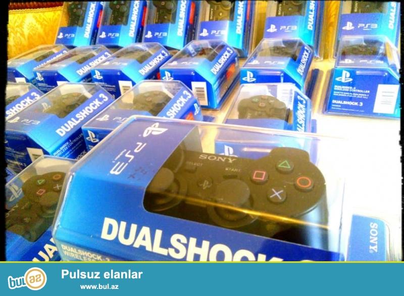 Playstation3 ucun teze sony pultlar , telesin almaga ...