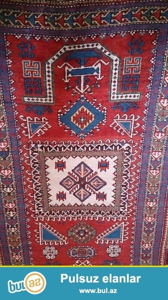Gedim Gence xalcasi-Faxrali(namazliq).Ili 1900-1910...