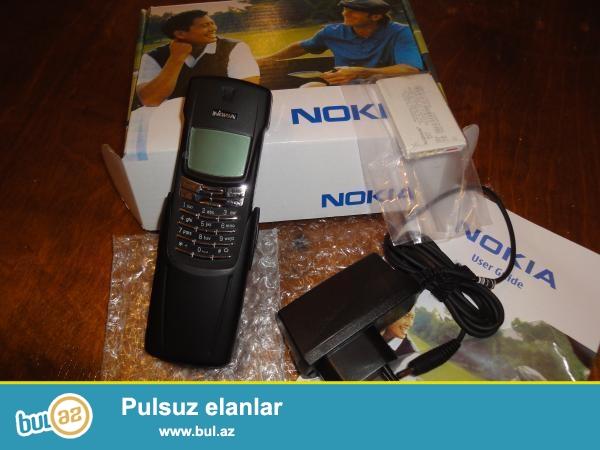 Teze Nokia 8910 Vincestr Karopkada (rengsiz ekran)...
