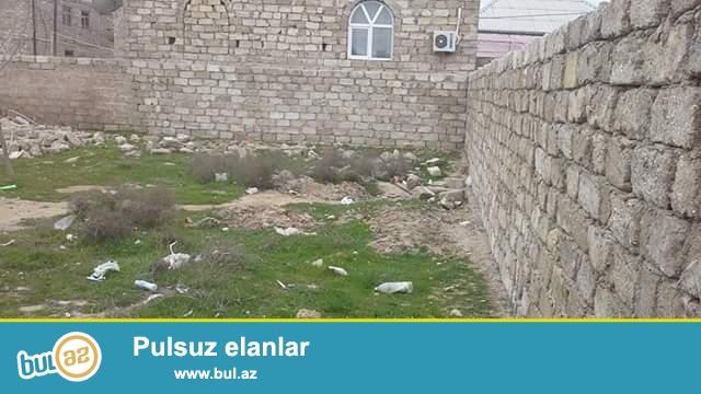 Bində, Aeraport yolundan , Milli Aviasiya Akademiyasının yaxınlığında 4 sot daş hasara alınmış torpaq sahəsi satılır...