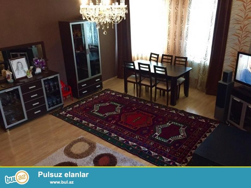 Очень срочно!  Рядом с м/с  Хези Асланова   продается  3-х комнатная квартира нового строение 13/14, площадью 110 квадрат ...