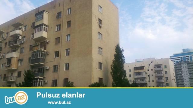 """Xətai rayonu, M. """"Xətai""""  yaxınlığında ,eksperimental layihəli binada 3 otaqlı mənzil kirayə verilir..."""