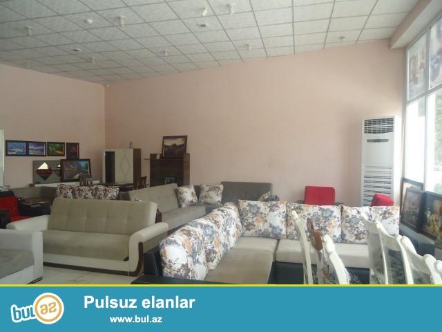 Sabunçu rayonu, Maştağa qəsəbəsi parkdan 80 metr məsafədə duz yol kənarında təcili obyket satılır...