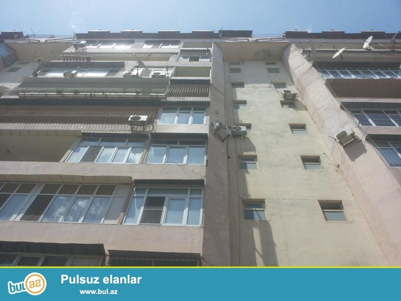 Продается 5-ти комнатная квартира (ДУПЛЕКС), по улице Ибрагимпаша, Гянджлик, 9/10, общая площадь 204 кв...