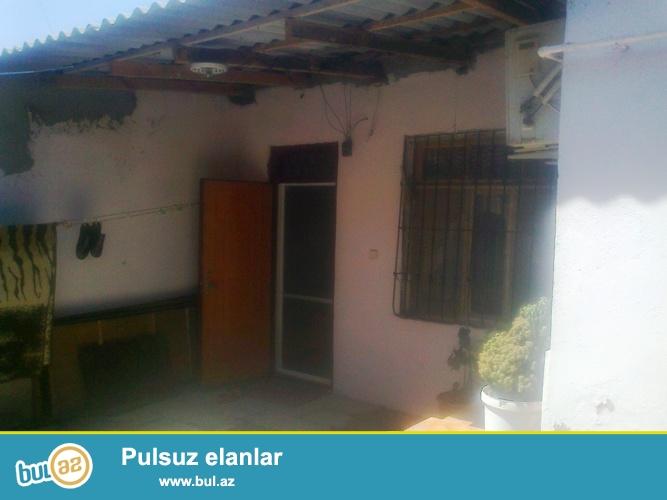 Продается 3-х комнатный частный дом в поселке Ясамал, рядом с Асант Хидмет...
