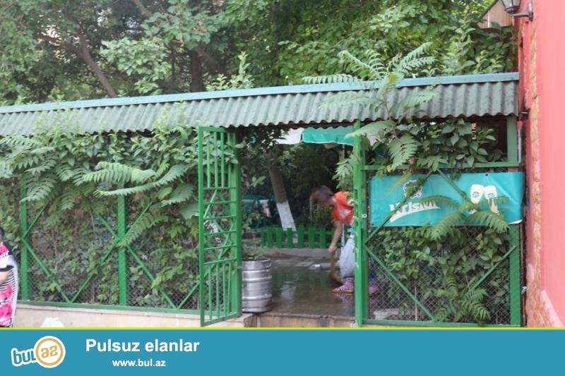 OBYEKT (KAFE) SATILIR. Nəsimi rayonu, 4 mkr, Qızıl Tac şadlıq evinin yaxınlığında ümumi sahəsi 2,5 sot olan obyekt (kafe) satılır...