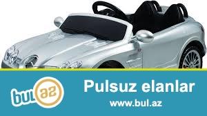 Ushaqlar ucun Mercedes Benz SRL McLaren DMD722S markali mashin...