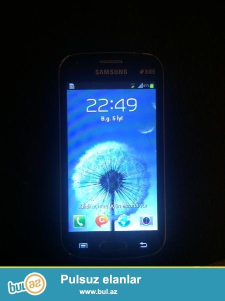 Telefon alinan gunden ozumde olub.Samsung dan alinib...