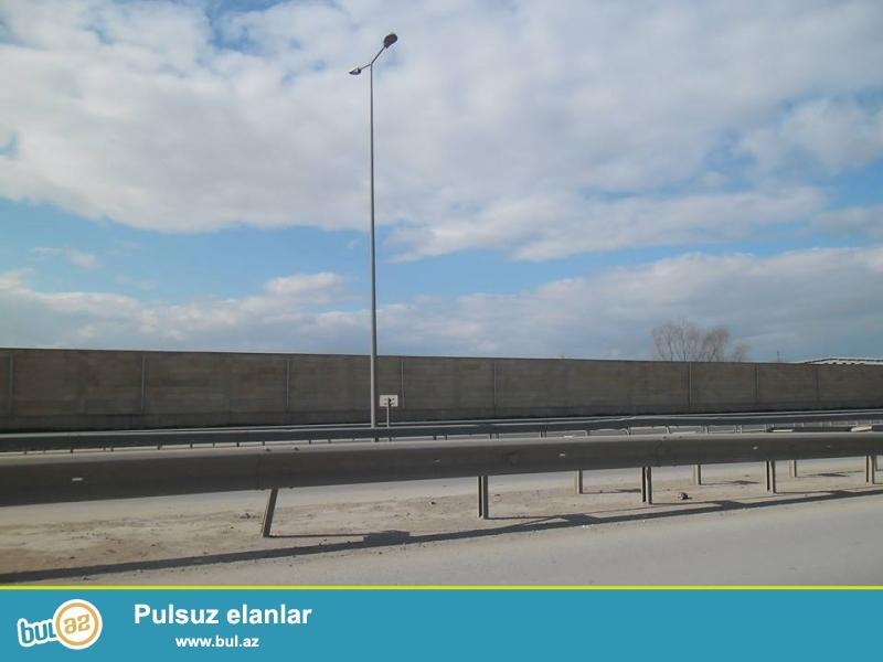 Masazırda,Yeni Bakı yaşayış kompleksinin yanında,10 blok 10 mərtəbəyə full paket sənəd satılır...