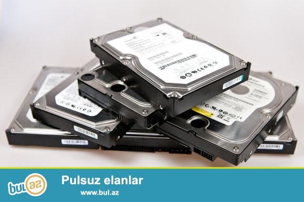 Noutbuk ve PC ucun HDD<br /> <br />     1 TB<br />     2 TB<br /> 500 GB<br /> 320 GB<br /> 250 GB<br /> <br /> <br /> elaqe 055 933 79 72