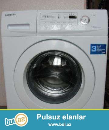 Paltaryuyan Samsung 6kg 200azn<br /> Əla vəziyyətdə<br /> 0558869911 Ruslan