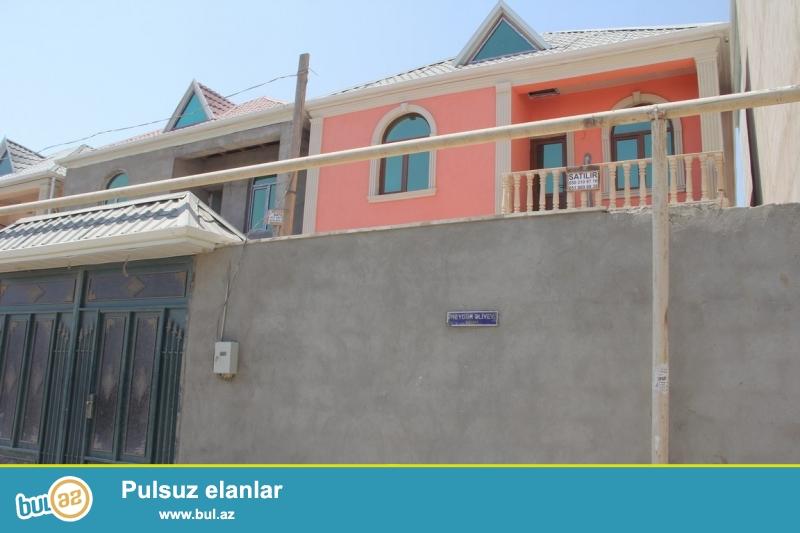 Очень срочно ! В поселке  Масазыр, рядом с AKKOРД МТК  продается 2-х этажный, площадью 128 квадрат, 4 - х комнатный  частный дом , расположенный на 1...