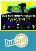 Kompyuterlerin farmati. proqramlarin yazilmasi, antivirus