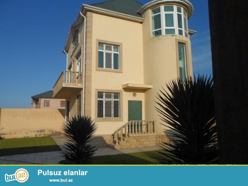 Срочно ! В поселке Шувалан Гресс рядом с морем cдается 3-х этажный 5 комнатный особняк, расположенный на 7 сотках...