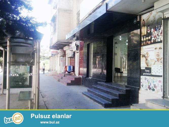 Сдается пустое помещение у дороги около метро Нариманова, 5/1, Общая площадь 65 кв...