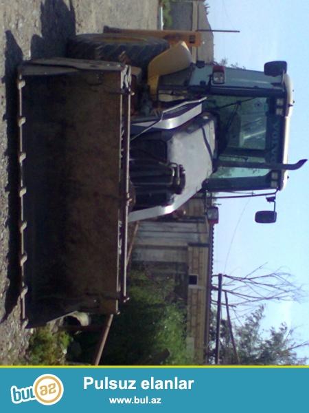 traktor ela vezyetdedi