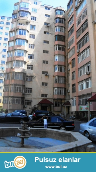 Новостройка! Cдается 3-х комнатная квартира в центре города,около метро Нариманова ...