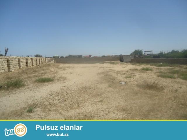 Hafiz Sabunç rayonu Pirşağı qəsəbəsi dənizdən 1 km məsafədə 16 sot torpaq sahəsi təcili olaraq satılır...
