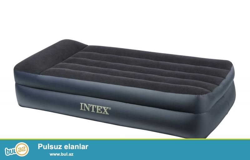 Двухкамерная конструкция. Нижняя камера выполняет роль традиционной кровати, обеспечивая твердость конструкции и комфорт...