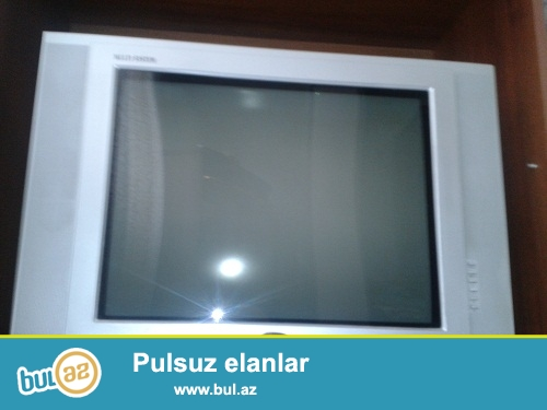 "Televizor satilir , Marka "" ELiTe "" di .. <br /> <br /> Elaqe : 077-419-02-05 / 077-520-70-05"