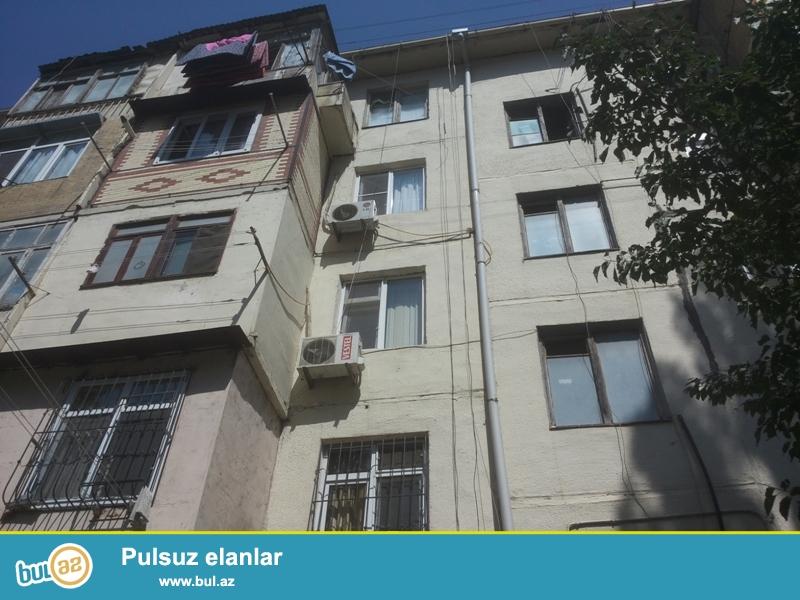 Продается 2-х комнатная квартира, недалеко от метро Дернегюль, 7 МКР, французский проект, 4/5, общая площадь 46 кв...