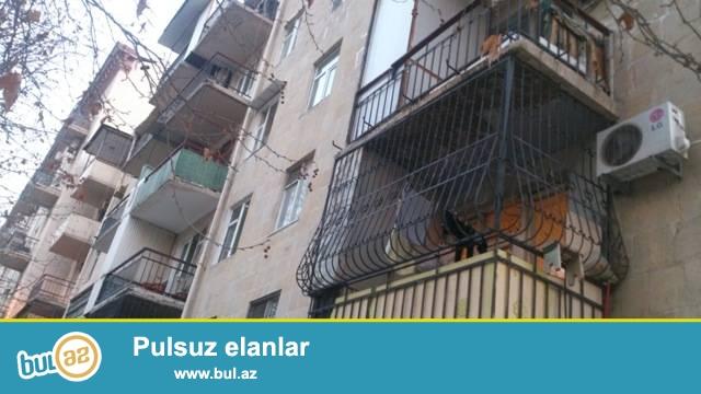 Насиминский район, напротив Посольства России сдаётся 2-х комнатная квартира...