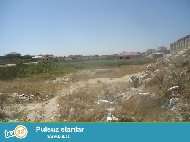 Hafiz  Sabunç rayonu Pirşağı qəsəbəsi dənizdən 200 metr məsafədə 24 sot torpaq sahəsi təcili olaraq satılır...