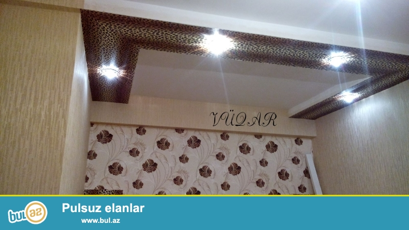 Evləri münasib qiymətlə təmir edib  və vaxtında  təhvil verirəm...
