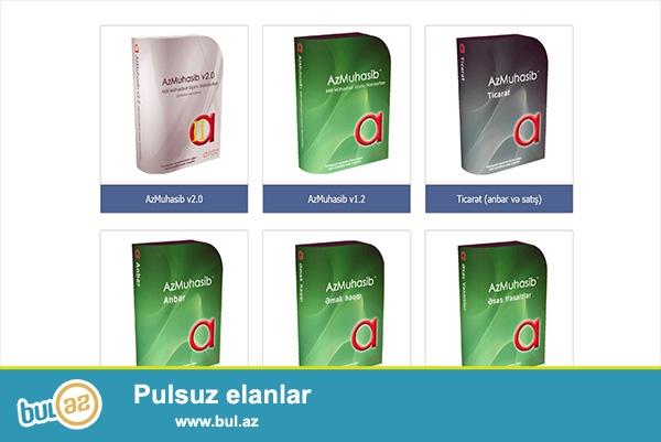 """""""AzMuhasib"""" proqramlar paketi 1999-cu ildən etibarən tətbiq olunur..."""