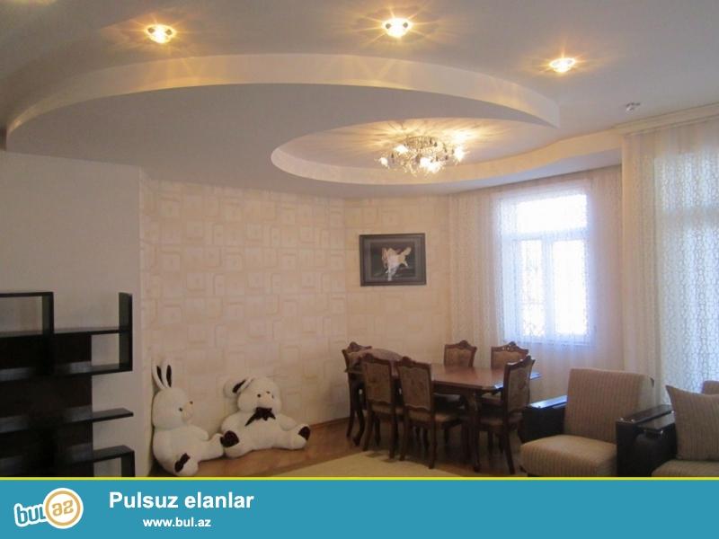 Очень срочно для солидных клиентов  в истанбул евлери  расположенная б сдаётся в аренду на долгий срок 3 – х комнатная квартира нового строения 2/11,площадью 145 квадрат...
