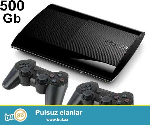 tam yeni ishlenmeyib uzerinde pes 2013 game disc ve elave joystick 1 il irshad electronics zemaneti<br /> TECILI SATILIR!!!!