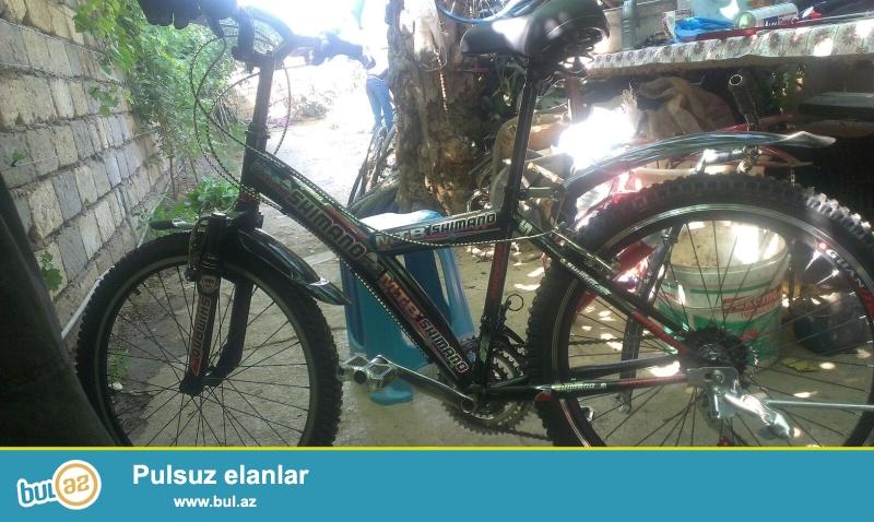 teze velosipeddir 3 il zemanet verilir