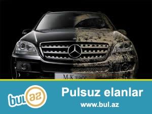 Binəqədi rayonunda, Fatmai-Mehdiabad şossesində avtomoyka icarəyə verilir...
