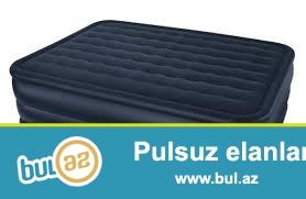 Надувная кровать модель Intex 66718, шириной: 152см, длиной : 203 см, высотой :56см...