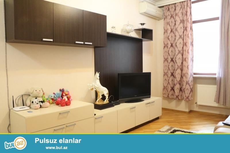 Yasamal Rayonu Hüseyn Cavid Prospekti Elimlər Metrosuna yaxin 21/15 Ümumi sahəsi 90kv...
