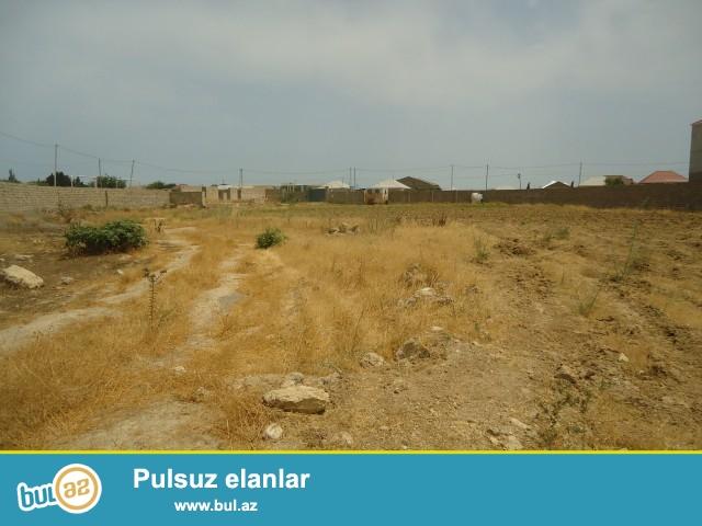 FƏRRUX Sabunçu rayonu, Zabrat Maştağa yolunun sağ hissəsində, əsas yoldan 150 metr məsafədə 60 sot torpaq sahəsi təcili satılır...