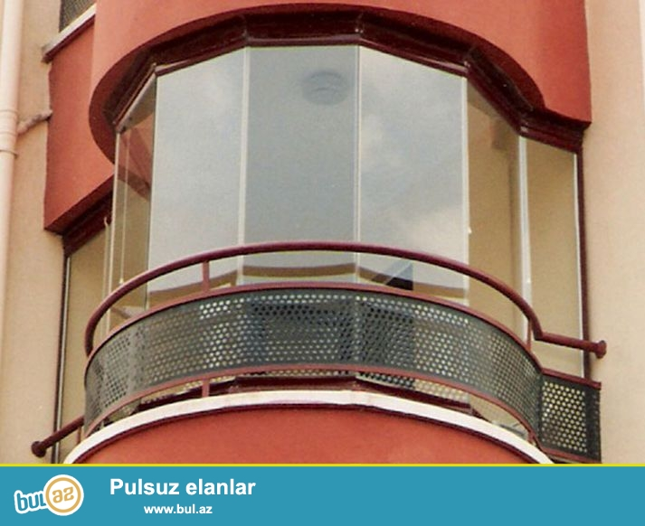 Cam balkon - çərçivəsiz, tam açılaraq yanlara yığılan şüşəbənd sistemləridir...