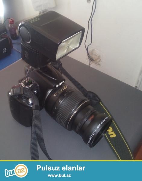 Tecili pul lazim oldugu ucun ucuz satiram. 18-55 mm zoom >spiwka> lens ...