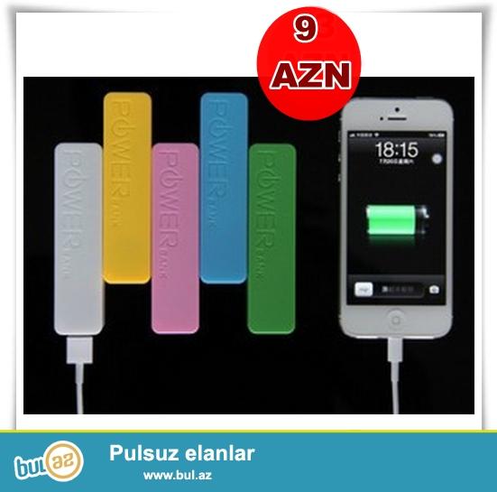Powerbank-INDI 9 AZN