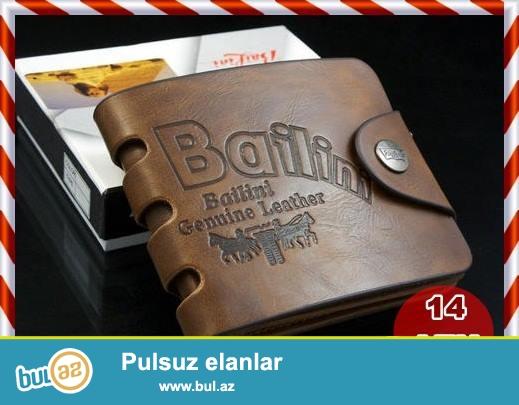 Bailini pul kisəsi-İNDİ 14 AZN<br /> Çatdırılma: PULSUZ