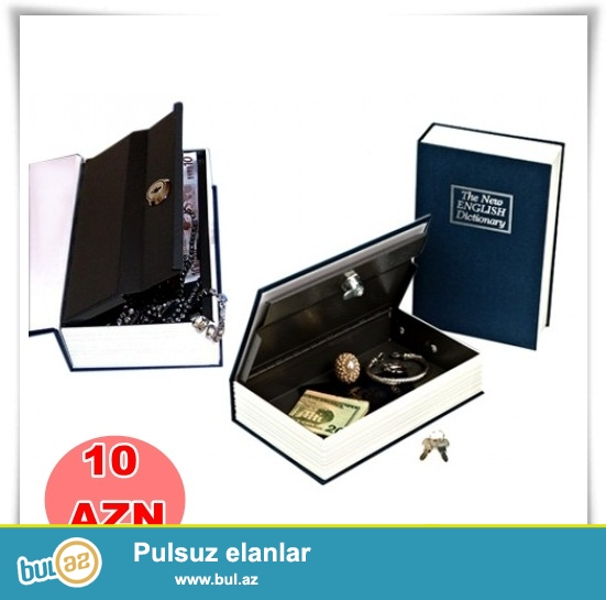Mini kitab kassa-İNDİ 10 AZN