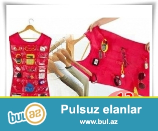 Aksesuar qabı-İNDİ 12 AZN