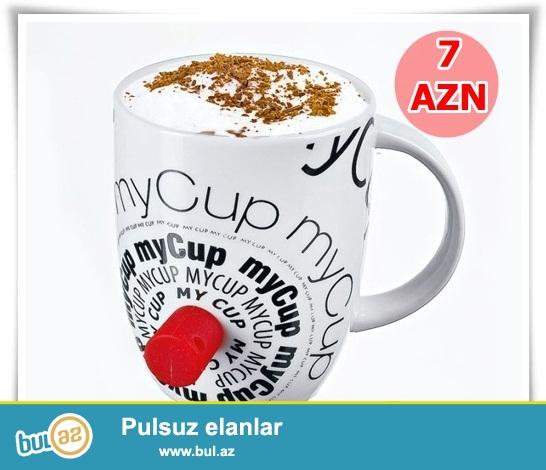 Propkalı fincan-İNDİ 7 AZN