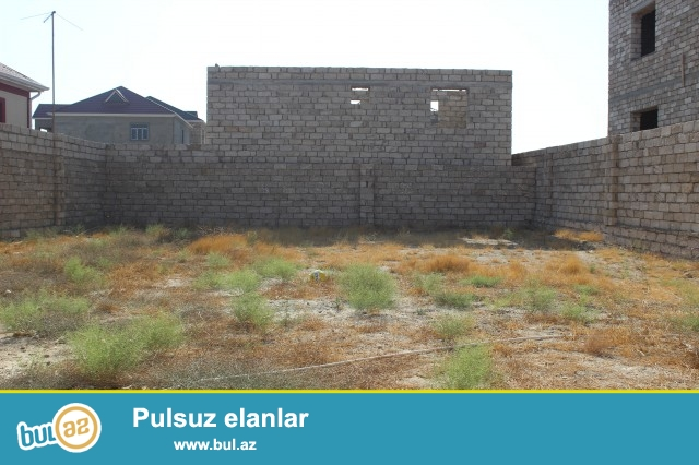 EYNULLA Sabunçu rayonu, Zabrat 1 qəsəbəsi, badamlıq deyilən ərazidə 3 sot torpaq sahəsi təcili satılır...