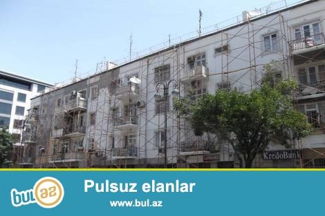Cдается 2-х комнатная квартира по проспекту Азадлыг, рядом с парком Зорге...