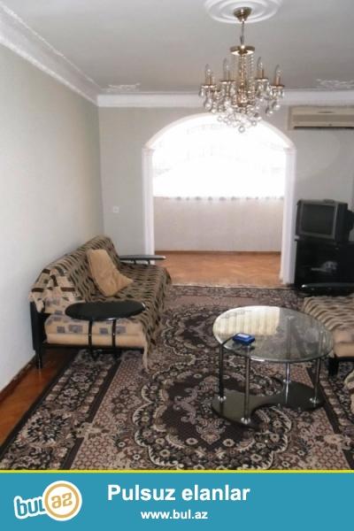 Cдается 3-х комнатная квартира в центре города, метро Гянджлик ...